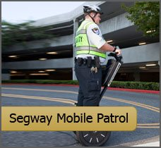 Segway Mobile Patrolling